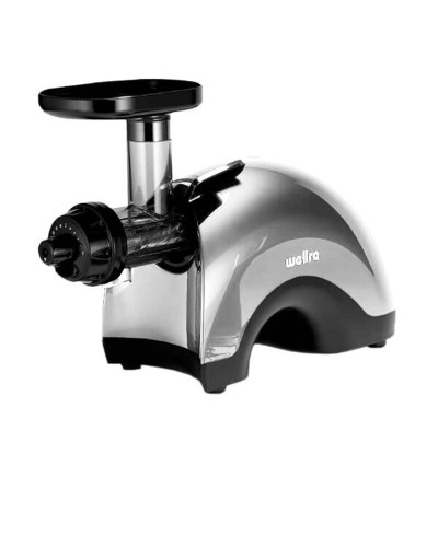 Wellra TGJ 50S Silber - slow juicer - saftpresse - entsafter